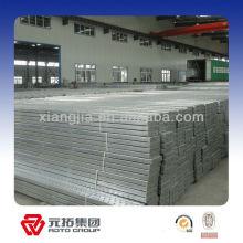 frame system steel catwalk with hooks