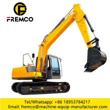 Fremco Hydraulic Excavator with European Technology