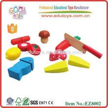 Juguetes de corte de madera Cut & Play Fruit