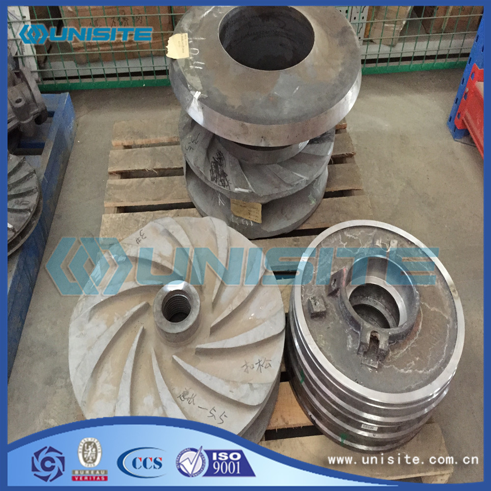 dredging mud pump impeller