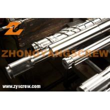 Ствол одношнековый экструдер для выдувания пленки (ZYE191)
