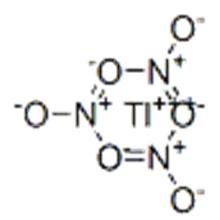 thallium trinitrate CAS 13746-98-0