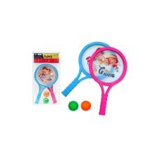 Jouets promotionnels de jeu de jouets en plastique de raquette de tennis (10213467)