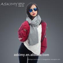 Écharpes en gros de mode de dame fabriquées en Chine