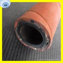 Rote Farbe Schlauch Hitzebeständiger Schlauch Dampf Gummischlauch 3/8 Zoll