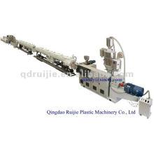 Extrudeuse de machine/plastique tuyau PE