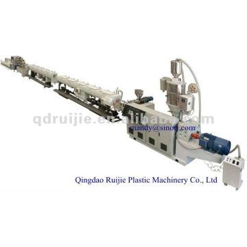 PE pipe machine/plastic extruder