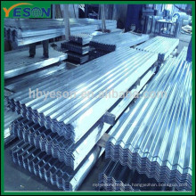 Hoja de techo de metal de alta resistencia / Teja de pizarra / Hoja de aluminio