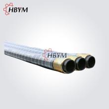 Резиновый шланг с 5,5-дюймовым бетонным насосом высокого давления