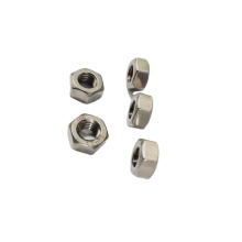 Din 934 Coarse Cap Hexagon Nut With Flange