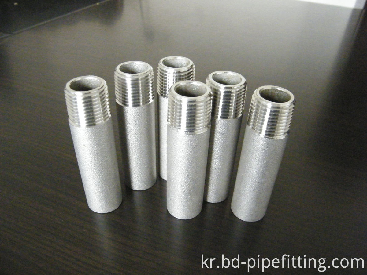 NPT Threaded Half Coupling