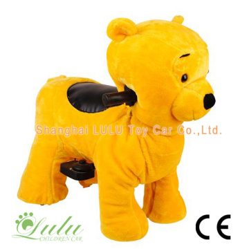 professional factory provide for Riding Toy Cars Kids Zippy Ride Bear export to Guinea Factory