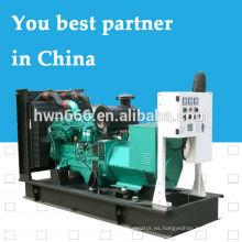 15KVA Yangdong enigne generador tres fase refrigerado por agua tipo abierto