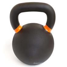 4kg à 32kg Gym Training en poudre en caoutchouc Kettlebell