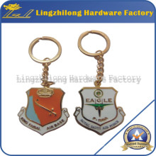 2016 New Products Metal Sublimation Key Chain