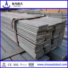 Mejor venta de alta calidad A36 Q235 laminado en caliente de aleación de corte de barra plana hecha en Sino East Steel