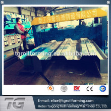 Cassette Quick Change Floor Deck Roll Forming Machine By experienced full-range supplier