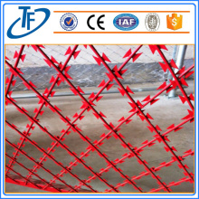 Safety razor wire, razor combat wire