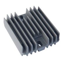 Disipador de calor de fundición a presión de aluminio personalizado de alta calidad