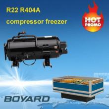 Type de compresseur rotatif refroidissement de boissons refroidissement refroidissement eau glacée réfrigérateur réfrigérateur
