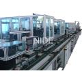 Línea automática de la máquina de la armadura de la herramienta eléctrica automática de la máquina