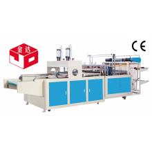CE Certificated Hot Sealing e saco de corte que faz a máquina