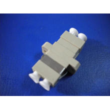 LC / PC Duplex Mm (Impresión pie SC) Adaptador de fibra