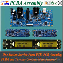 Controlador de PCGA de precio competitivo BGA de ensamblado de PCB Factory Golden Weald