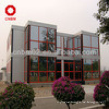 Prefabricated Container House for Hotel and Office