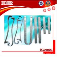 Aluminium-Druckguss von Stuhlarmen, Möbelteil