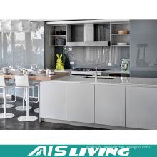 Cabinet de cuisine de PVC UV de qualité pour la vente en gros (AIS-K390)