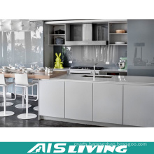Quality PVC UV Kitchen Cabinet for Wholesale (AIS-K390)