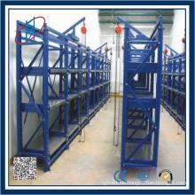 Hochleistungs-Stahl-Zahnstange für Kunststoff-Spritzguss-Lagerung