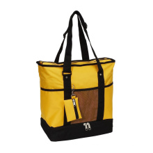 600d Oxford Large Capacity Eco Friendly Beach Tote Bag Function Shopping Bag