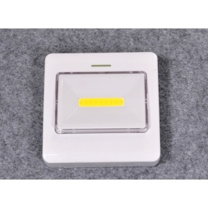Venda quente Praça LED COB Switch Light