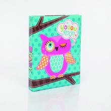 Owl Lovely Notebook Diary Journal