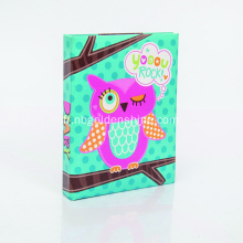 Owl Lovely Notebook Diary Journal