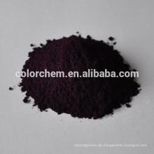 Acid Blue 93 für Baumwollleder