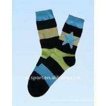 Трикотажные мягкие женские шерстяные носки