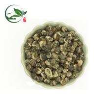 Como chás exóticos presente primavera jasmim dragão pérolas chá verde chá de bola de jasmim