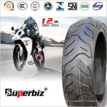 DOT en gros pneu de Scooter en caoutchouc (130/60-13)