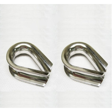 Steel Rigging Hardware Din 6899A Thimble