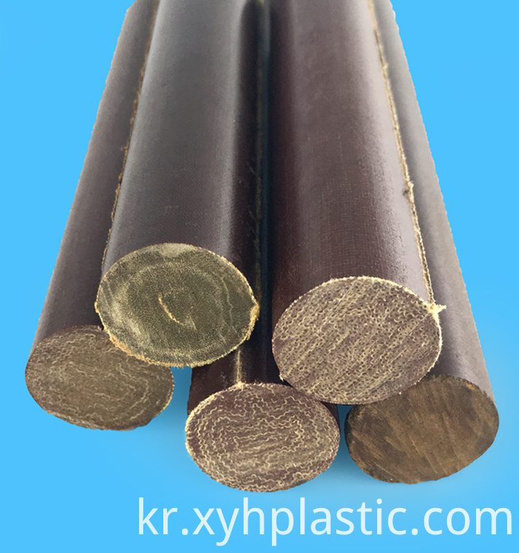 Phenolic Cotton Rod