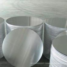 1050 Cercle en aluminium pour les ustensiles de cuisine