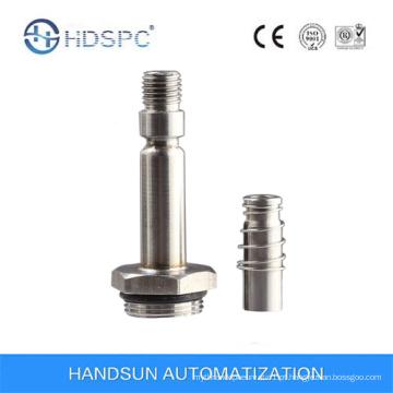 Controlador de válvula solenoide pneumático de aço inoxidável