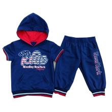 2016 Fashion Boy Anzug Kleidung in kurzen Ärmeln für Kinder tragen in Bekleidung Ssb-113