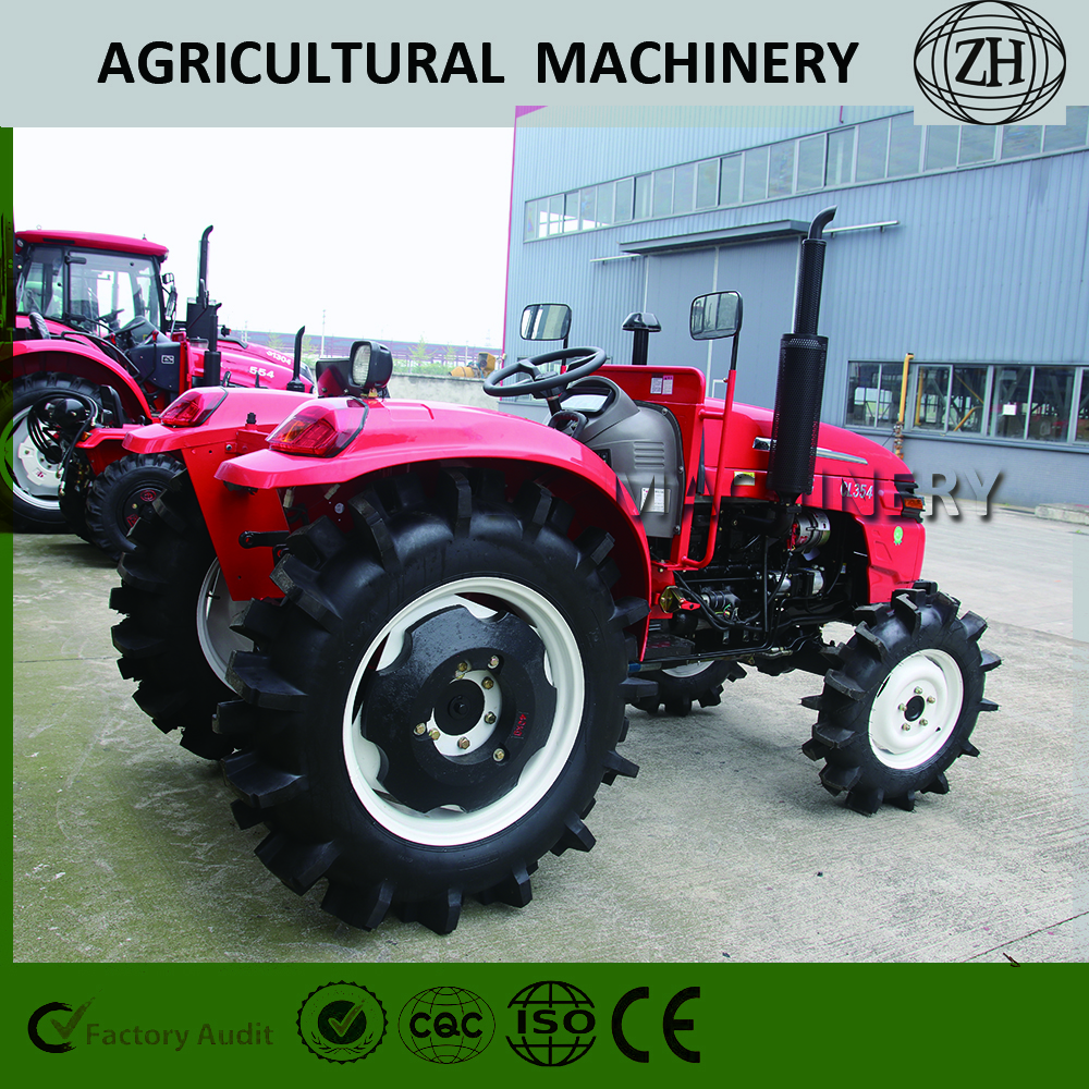 Customize Low Fault Rate 35HP Tractor Machinery