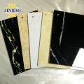 Jinbao CNC découpe 4x8ft 3mm 6mm en plastique gris blanc pvc feuille rigide