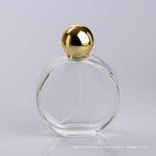 Botellas de perfume vacías del fabricante digno de confianza para la venta, botella de perfume 100ml