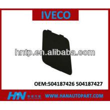 Excelente calidad IVECO TRUCK BODY PARTS repuestos para camiones iveco IVECO UPPER COVER NERO 504187426 RH 504187427 LH